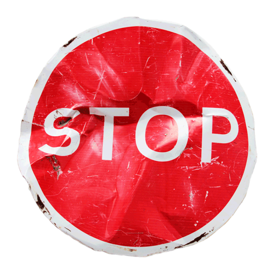 stop stop stop - don't know when to stop - Michael Croft